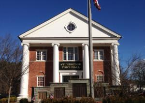 Sturbridge Town Hall