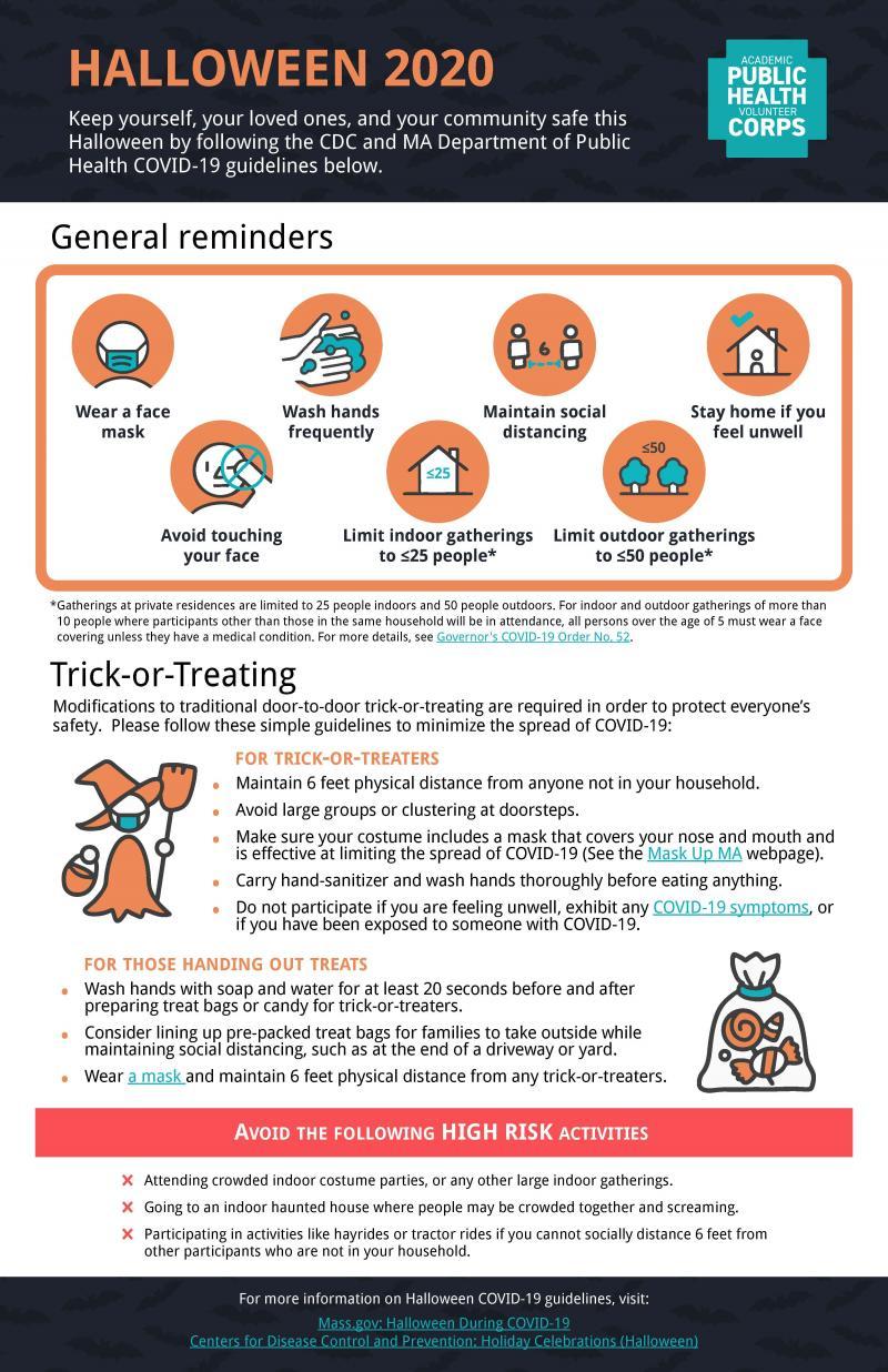 Safe Trick or Treating