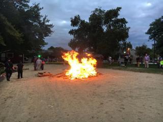 Sturbridge Community Bonfire