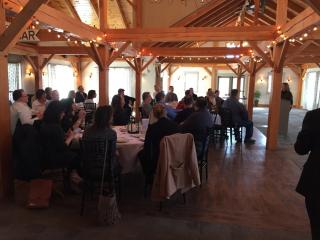 Sturbridge Business Breakfast at the Barn at Wight Farm - March 2017