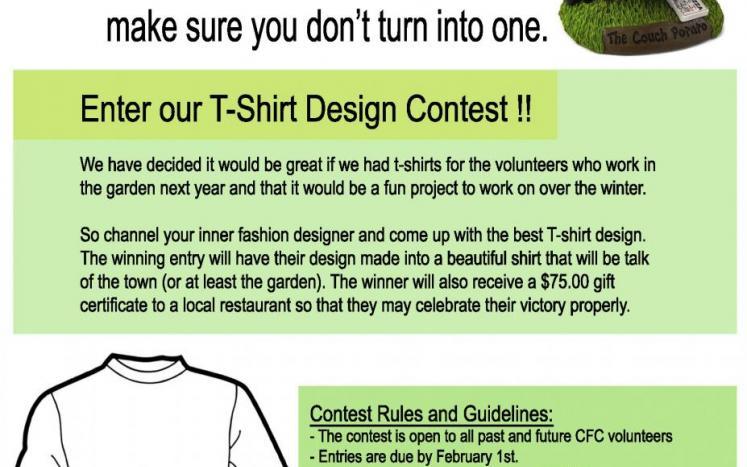 T-Shirt Design 2021 Flyer