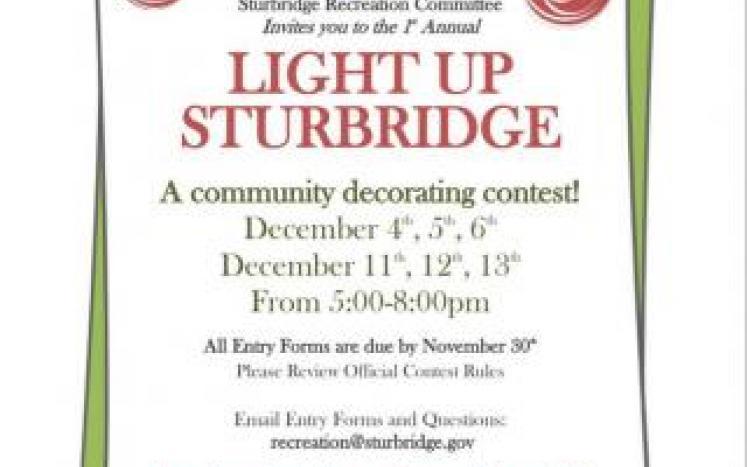 Light Up Sturbridge